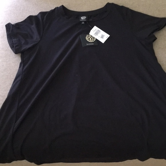 bobeau Tops - Black Bobeau t shirt with tags